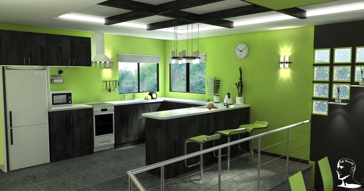 Colorful designs kitchen interior design lebanon for Kitchen design companies in lebanon
