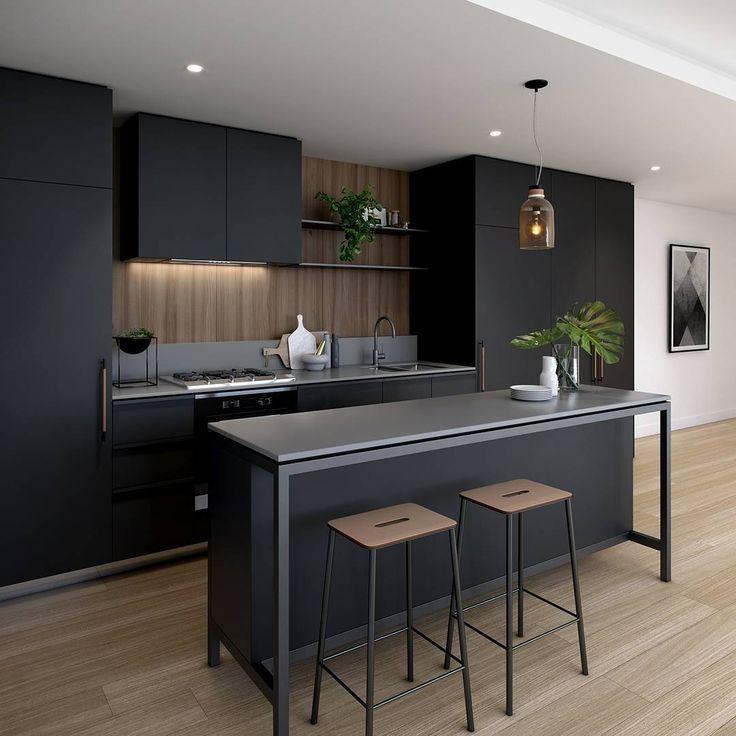 Superbe Kitchen Design : Modern Kitchen Ideas Small Home Design Gallery Photos Design  Kitchen Design Gallery Photos ~ Aerial Type